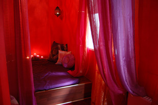 Tantra massage i Edens Have