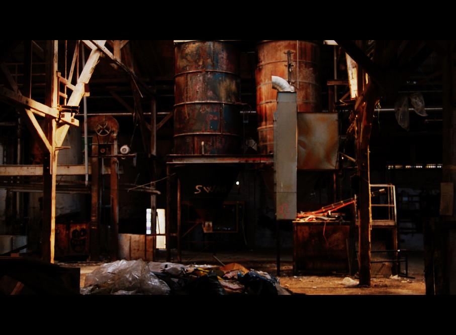 Fabrik i Aalborg
