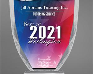 Jill Abrams Tutoring Inc. Wins Best of Wellington Award for Tutoring Services