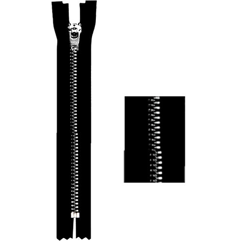 Cierre de Aluminio  4.5 Cerrado