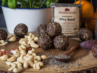 Tempted by those Essex chia truffles John Craven enjoyed with us on BBC Countryfile? Here's the