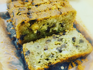 Morning Cake Break? Apple Quinoa Loaf