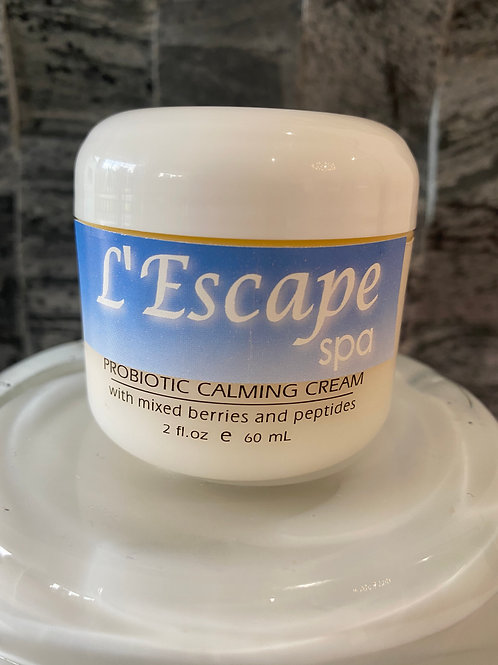 L'Escape Probiotic Calming Cream