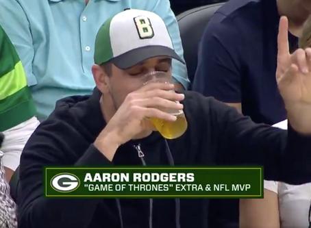 Turn in Your Man Card, Aaron