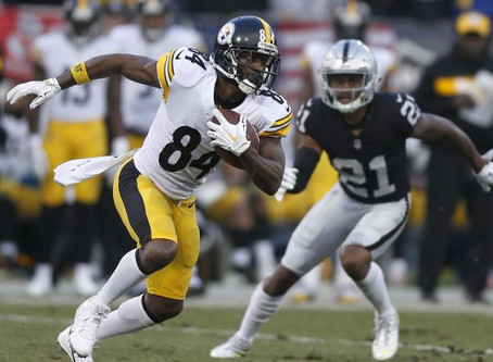 AB to the Raiders is the Most Bitter Sweet Trade You'll See This Offseason