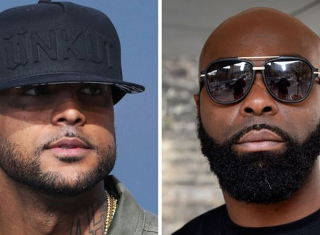 European Rappers Take Beef to Boxing Ring