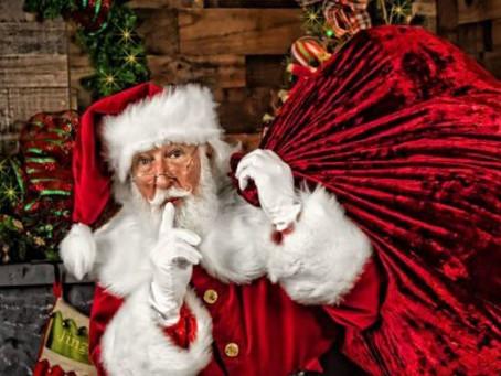 Man Arrested After Telling Kids Santa's a Fraud