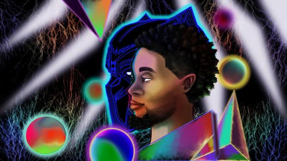 Chadwick ( Black Panther)