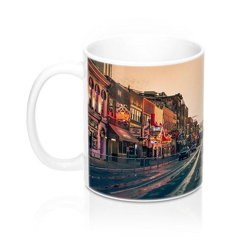 Nashville Broadway Mug 11oz