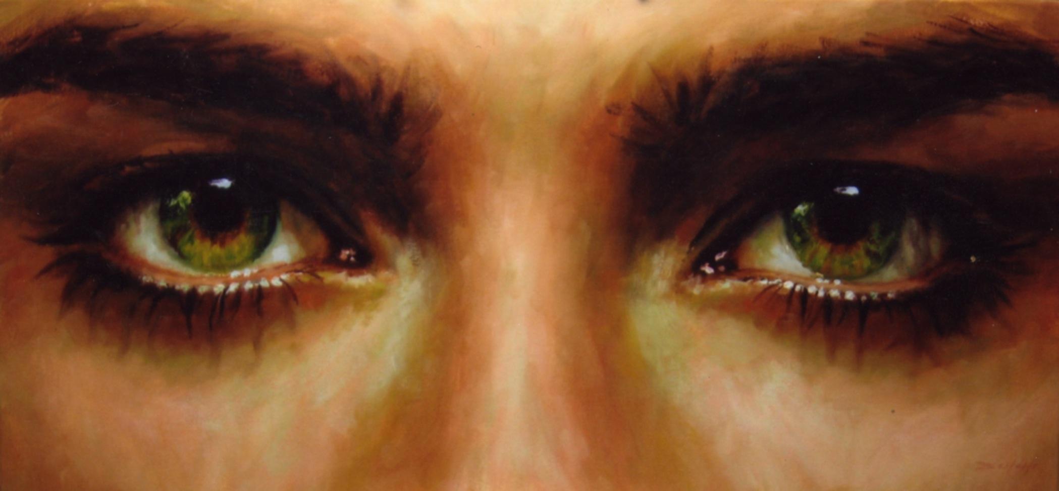 Ojos Verdes 319
