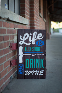 34) Life Is Too Short