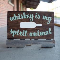 33) Whiskey Is My Spirit Animal