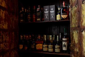 Iowa Colony Project - Liquor Storage