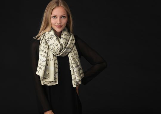 Desiree-Ghandour-Fawaz_Literary-Scarf-II_long-scarf-worn_039_540x540