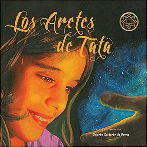 Los Aretes de Tata (signed by author)