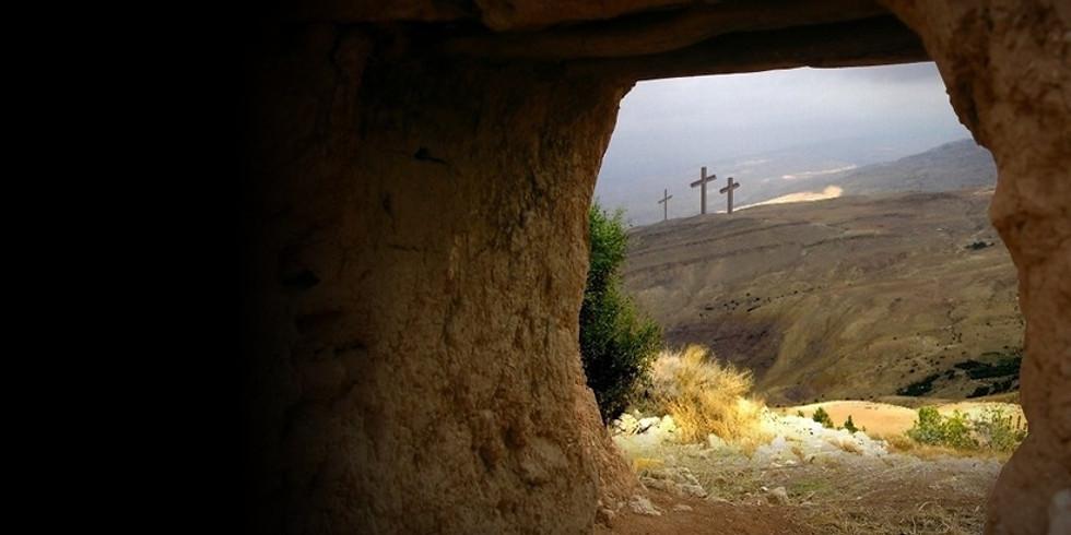 受難節聖餐崇拜Good Friday Communion Service