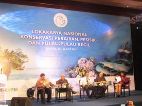 Lokakarya Peran CSR Bagi Perairan Indonesia