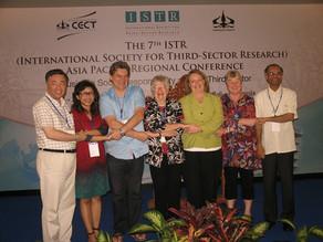 CECT Universitas Trisakti Gelar ISTR Asia - Pacific Conference