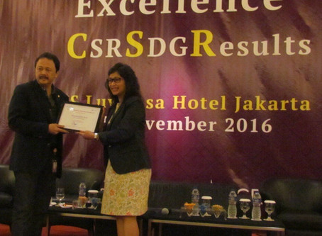 Seminar Building Business Excellence CSR SDG Result