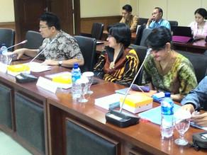 Tim Ahli RUU TJSP Jaring Pandangan Masyarakat