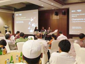 CECT-MM-CSR Dukung Arthur Guinness Fund Community Entrepreneurs Challenge
