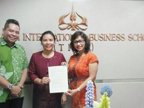 CECT – CSRM University of Queensland, Jalin Kerja Sama