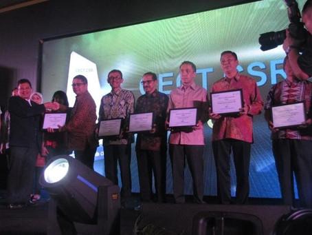 Penerima CECT CSR Awards 2016