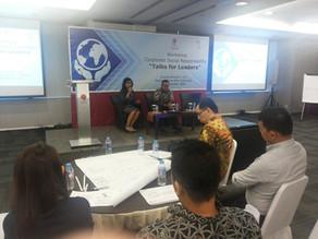 CSR Talks for Leaders