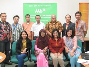 CECT Gelar Workshop Manajemen Proyek