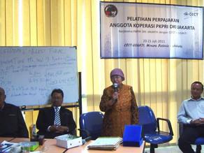 CECT Gelar Workshop Perpajakan Koperasi