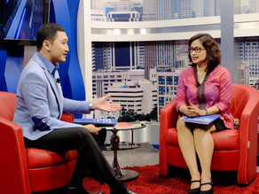 Organizational Governance di Talk Show E-Buzz MNC Business TV