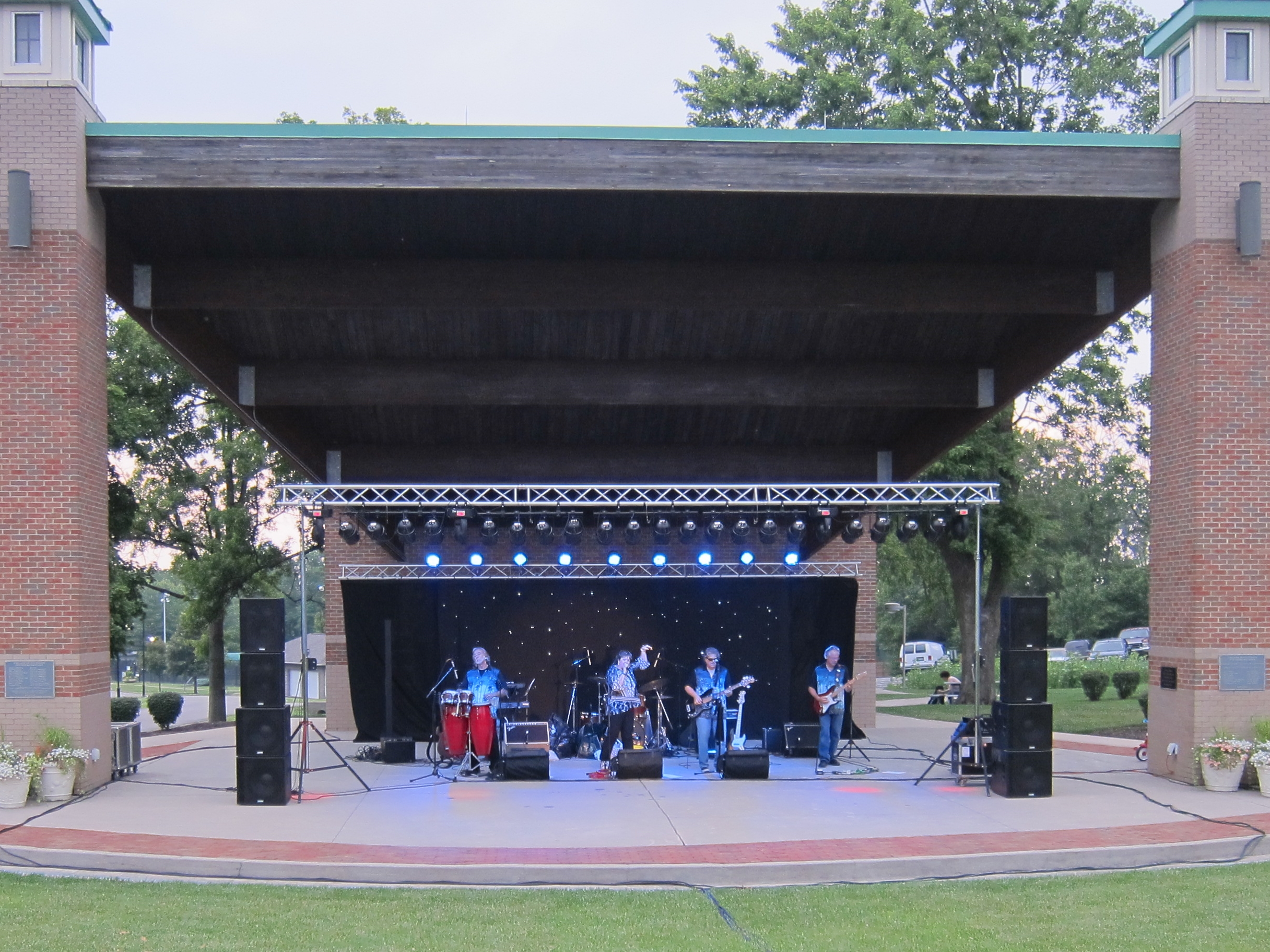 Evendale Concert series 7-19-14