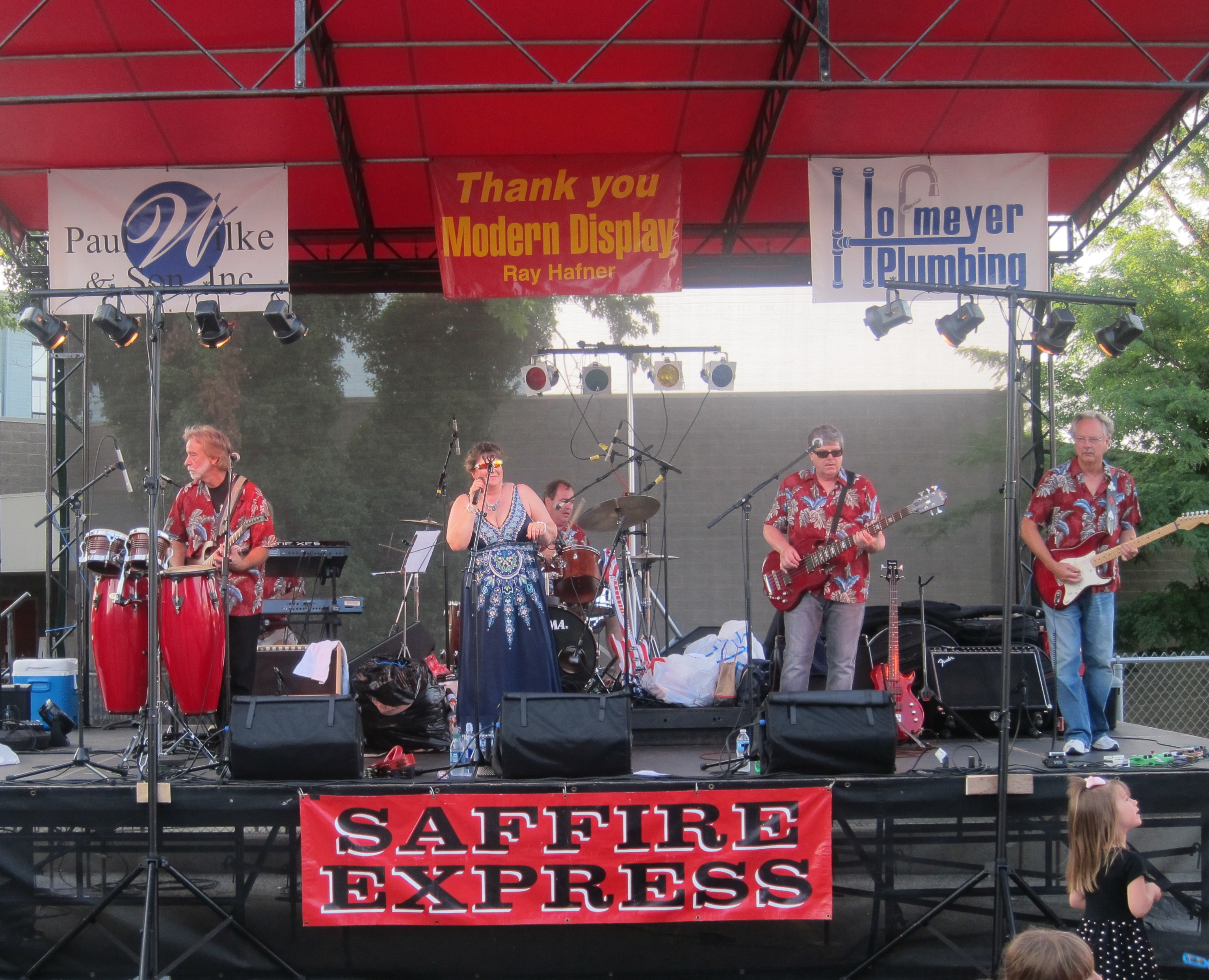 St. Lawrence Festival 7-7-13