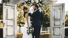 Garrett/Pupparo Wedding Highlighted by Cincinnati Magazine