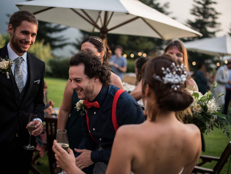 el dia que vaig casar unes amigues
