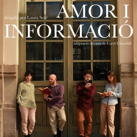 entrades, amor i informació