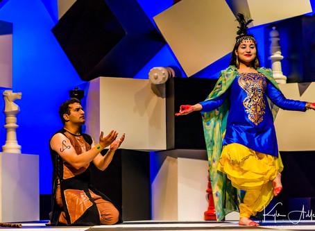 """""""Mahabharat"""" by Naatak Theatre Company"""