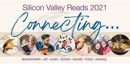 "Silicon Valley Reads 2021: ""Connecting"" - Upcoming events!"