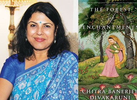 """Sita's Story - """"The Forest of Enchantments"""" by Chitra Banerjee Divakaruni"""