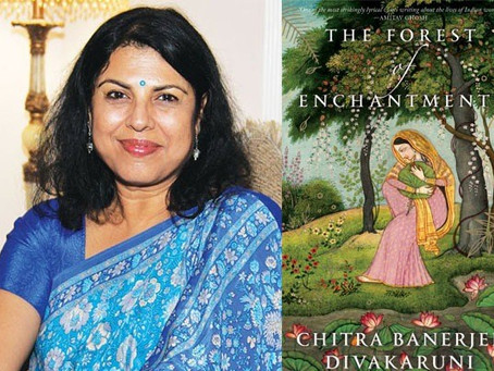 "Sita's Story - ""The Forest of Enchantments"" by Chitra Banerjee Divakaruni"