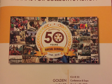 Indians for Collective Action (ICA): 50 Years of Social Service