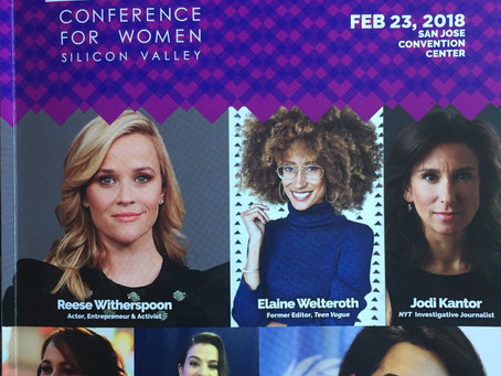 Watermark Conference for Women 2018 (Time's Up!)
