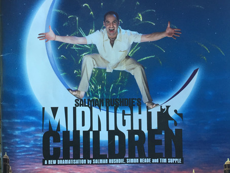 """Midnight's Children"", the play, by the Royal Shakespeare Company (Feb 2003)"