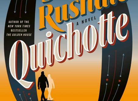 """Salman Rushdie's """"Quichotte"""" - On the Road"""
