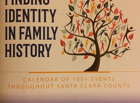 Silicon Valley Reads 2019: Books on Family History