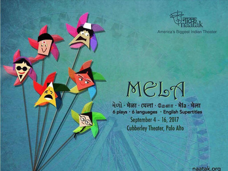 Naatak's Mela '17: A Rollicking Ride with Six Short Plays