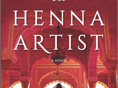 """The Henna Artist"" by Alka Joshi"