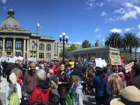 #MarchForOurLives Rally in Redwood City, CA