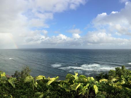 Kauai, the Garden Isle of Hawaii