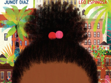 """Junot Diaz's reading of """"Islandborn"""" at Kepler's Menlo Park"""